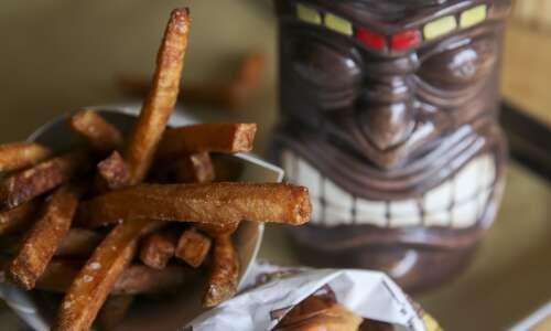 Tiki Tacos 'n Burgers 'n Wings brings island vibe to…
