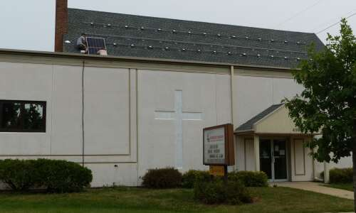 Church will 'live its values' with solar project