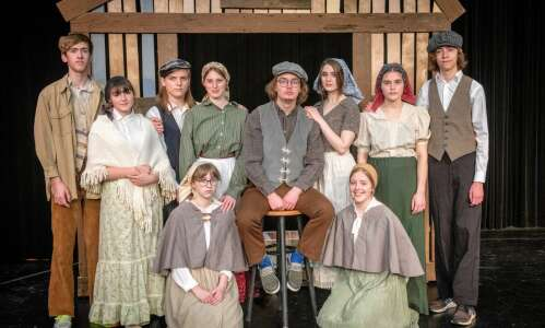 Mid-Prairie High School presents 'Fiddler on the Roof'
