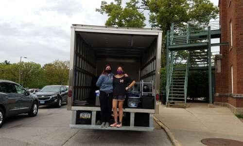 Iowa City pop-up donation drop replacing Rummage in the Ramp