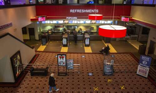 Moviegoers cautiously heading back
