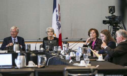 Iowa regents eye more private sector collaboration