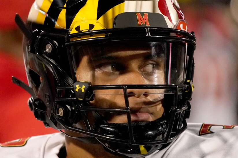 Iowa football faces intriguing Friday Night Fight in Maryland