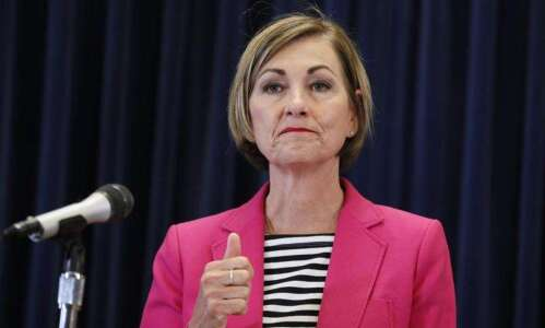 On Iowa Politics: Reynolds Numbers Improve and Someone Else, Please