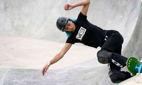 Meet 2 skateboarders headed to the Olympics