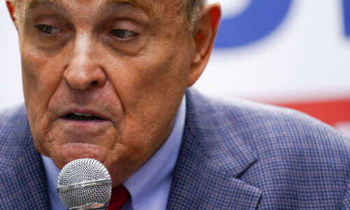 NY court suspends Rudy Giuliani's law license over false statements