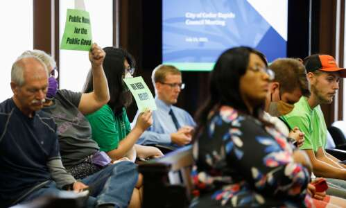 C.R. groups want council to allocate $28M toward 'public good'