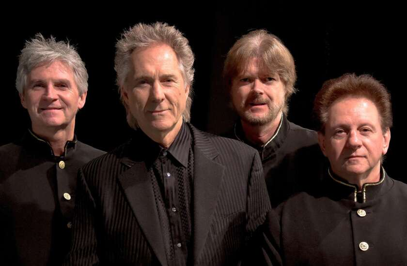 Gary Puckett & Union Gap bringing '60s hits to Happy Together Tour