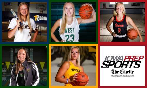 Meet the 2021 Gazette Female Athlete of the Year finalists