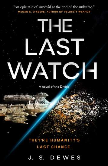Hiawatha native J.S. Dewes releases sci-fi thriller, 'The Last Watch'