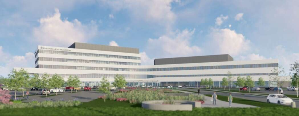 Regents quick to OK construction of new University of Iowa hospital in North Liberty
