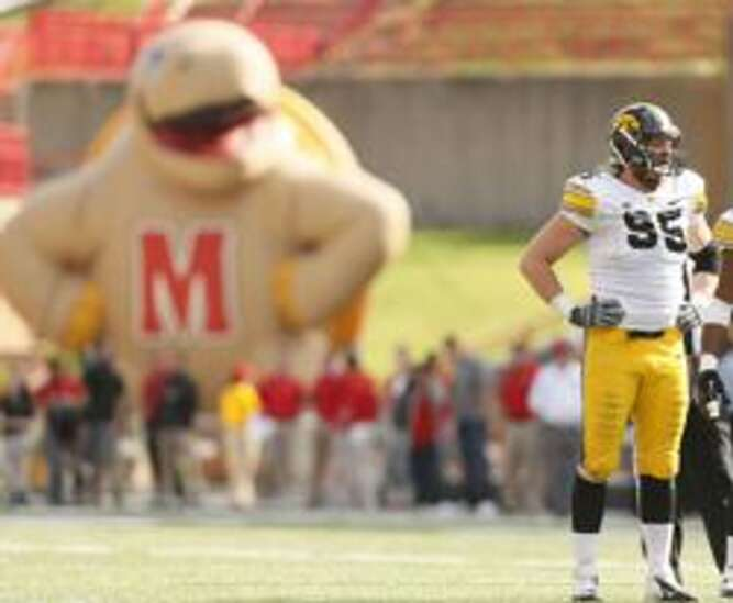 Counting down Iowa's most-tantalizing 2021 football games: No. 10 Maryland