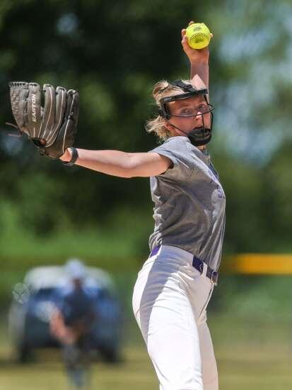 Photos: Iowa Women's Softball League action in Walker