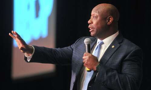 Possible 2024 GOP presidential nominee Tim Scott talks about racism,…