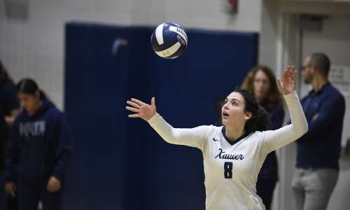 Next up: Conference volleyball tournaments next week