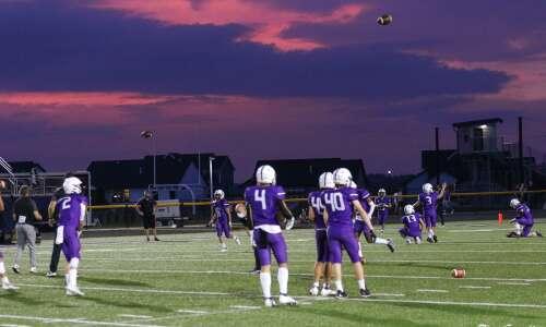 Photos: Mount Pleasant vs. Iowa City Liberty football