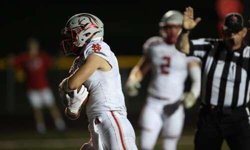 How the ranked Iowa high school football teams fared Friday