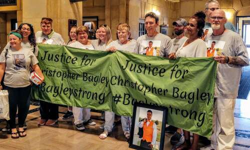 Chris Bagley's family relieved with guilty verdict for son's killer