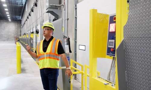Travero prepares to open Logistics Park Cedar Rapids