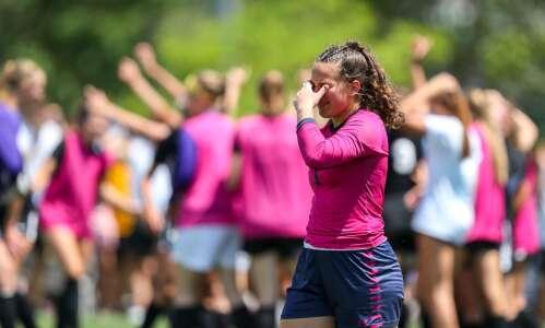 Photos: Cedar Rapids Xavier vs. Waverly-Shell Rock state soccer