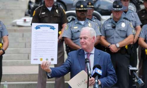 Iowa can't enforce its way to zero traffic deaths