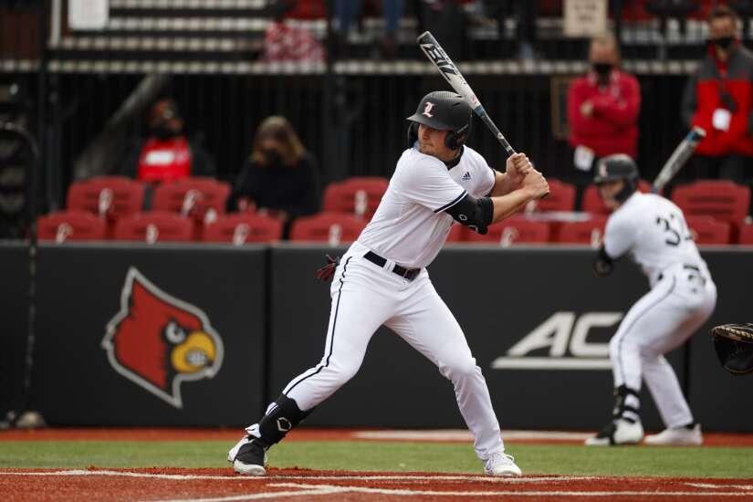 Former Cedar Rapids preps produce for No. 5-ranked Louisville baseball