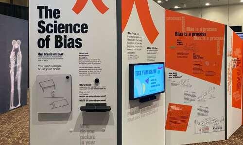 Cedar Rapids museum hosts Smithsonian exhibit exploring bias inside us