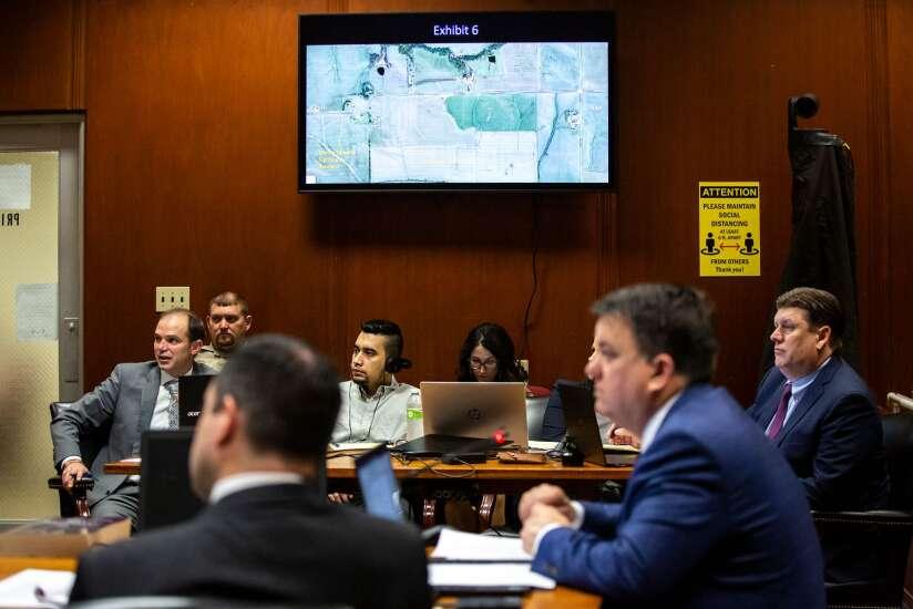 Iowa DCI agent says lack of Spanish skills delayed investigation of Cristhian Bahena Rivera