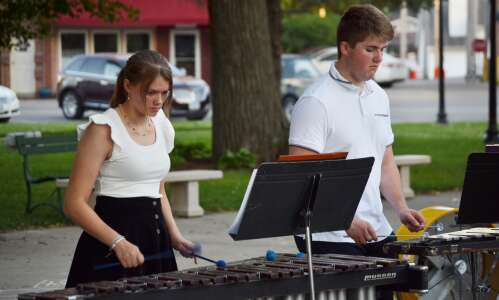 It's not summer without the Fairfield Municipal Band