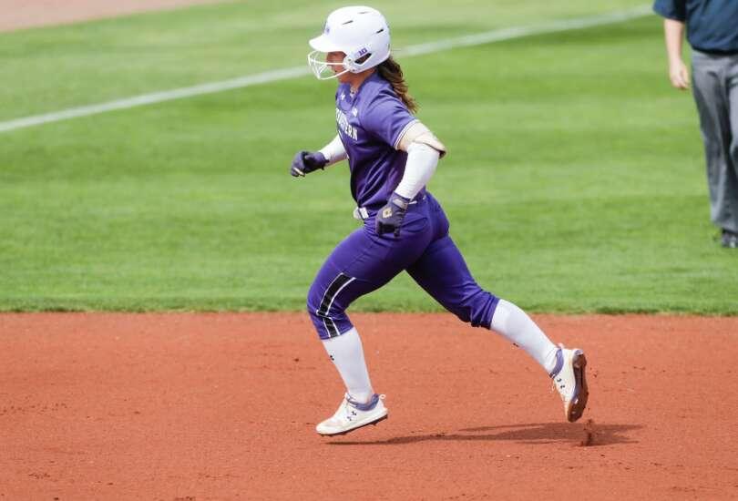 Photos: Iowa Hawkeyes softball vs. Northwestern Wildcats