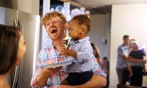 Cedar Rapids couple gains traction on TikTok for interracial family