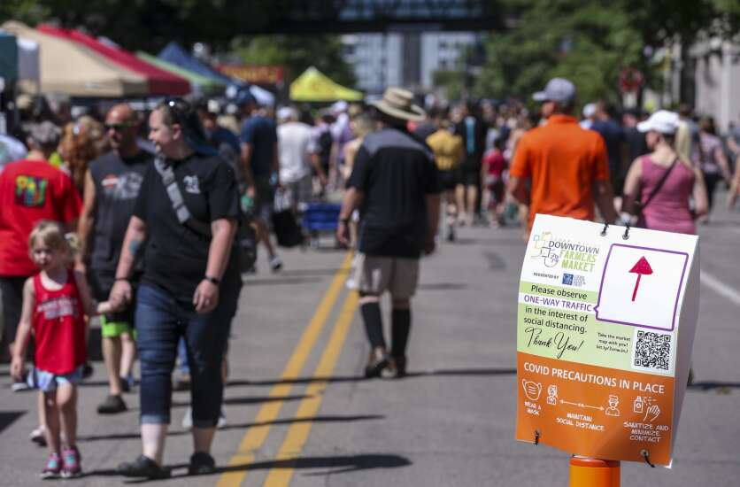Things to do this Labor Day weekend in Cedar Rapids, Iowa City areas