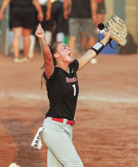 Western Dubuque rolls past ADM and into 4A state softball championship game
