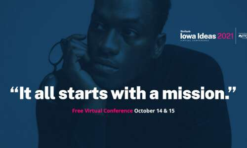Iowa Ideas free virtual conference is Thursday and Friday