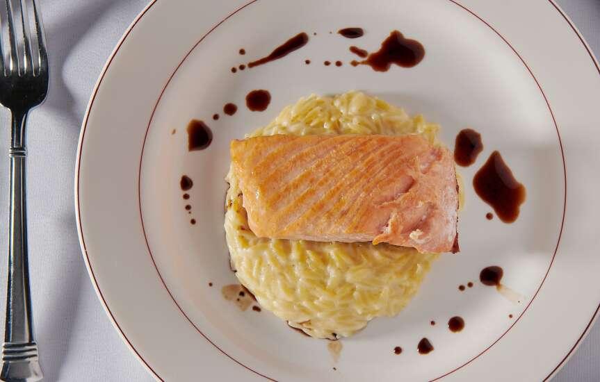 Chez Grace chef serves joy in one of Iowa's smallest restaurants