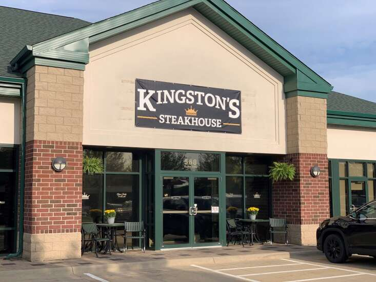 Chew on This: Kingston's Steakhouse replaces Butcher Block in NE Cedar Rapids