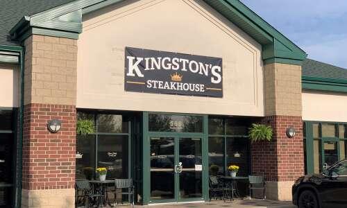 Kingston's Steakhouse replaces Butcher Block in Cedar Rapids