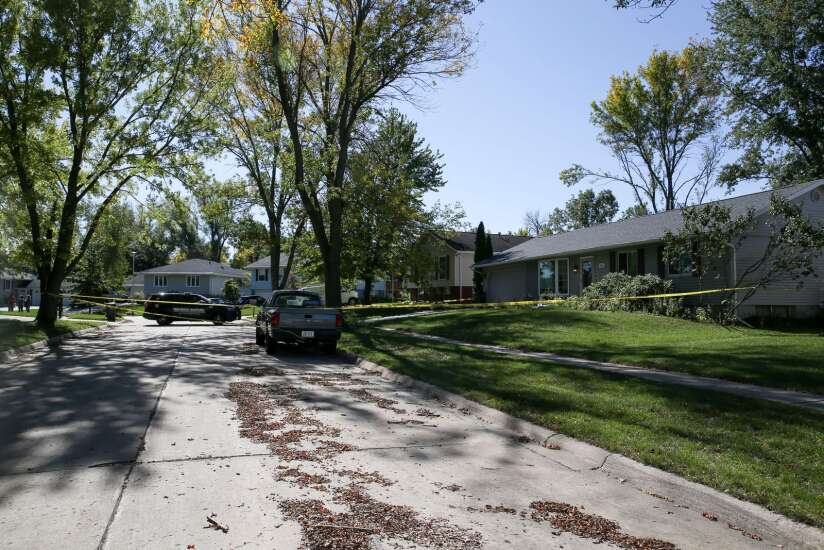 Cedar Rapids police: Teen stabbed parents to death to 'take charge of his life'