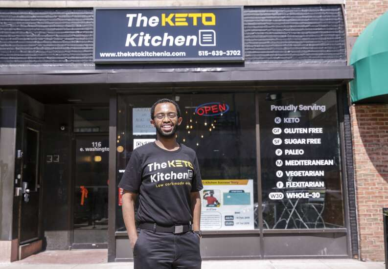 The Keto Kitchen brings ketogenic dining option to Iowa City