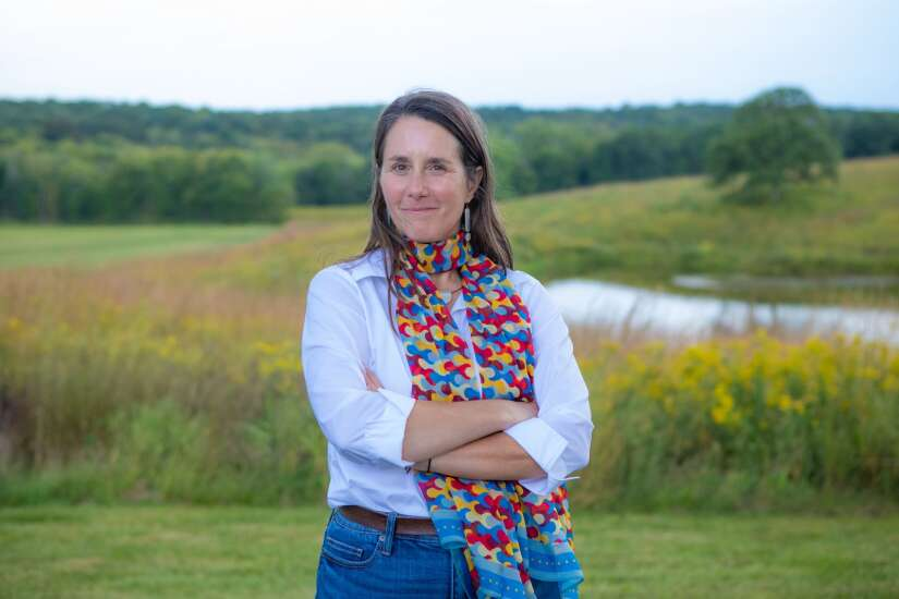 Meet Iowa State University's first 'genius grant' winner
