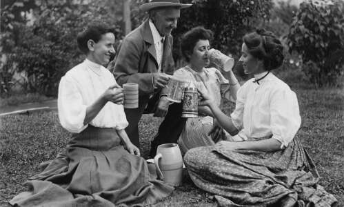 The links between Prohibition and women getting the vote