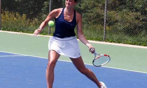 Xavier, West aim to close girls' tennis season on top