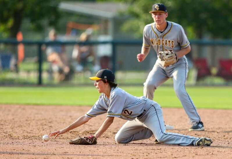 Photos: Lisbon vs. Maquoketa Valley, Class 1A Iowa high school substate baseball final