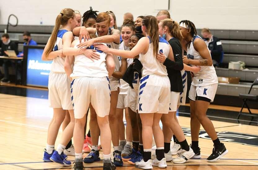 Kirkwood advances to NJCAA D-II women's basketball tournament
