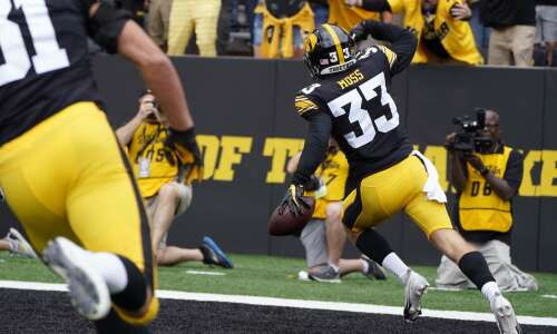 No turnover chains necessary for Iowa's FBS-best secondary