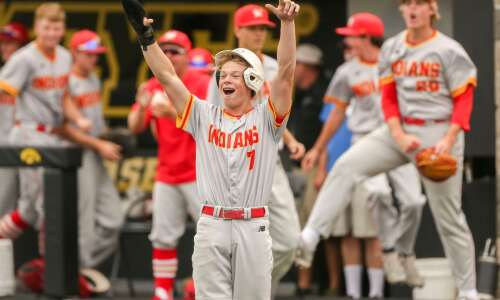 Photos: Marion vs. DeWitt Central, state baseball semifinals