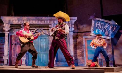 Riverside Theatre's latest is a Southern-fried take on Shakespeare