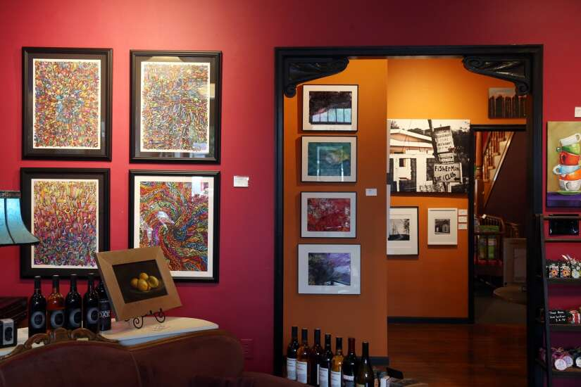 Mount Vernon Creates gallery and events space run by artists, for artists