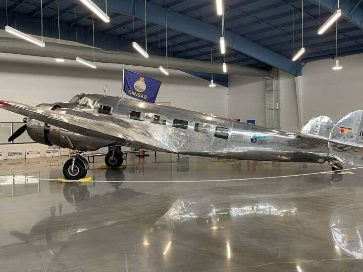 An unexpected search for Amelia Earhart
