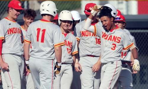 Offense powers Marion to sweep of CPU